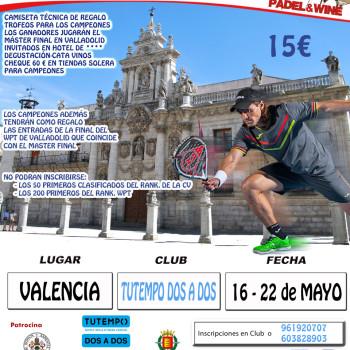 3er Circuito Amateur Internacional Ciudad de Valladolid
