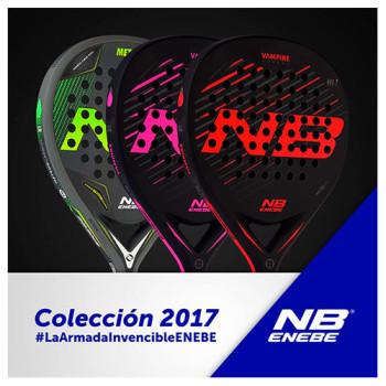 Nueva colección de palas de padel ENEBE Premium Pro Collection