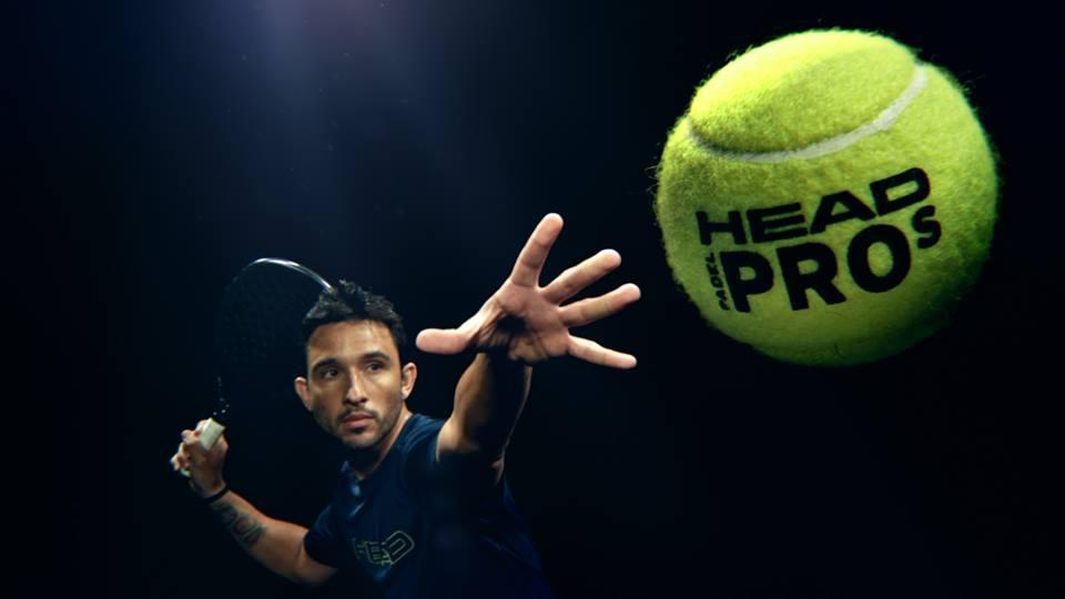 HEAD lanza al mercado una nueva bola de padel: la HEAD Padel Pro S