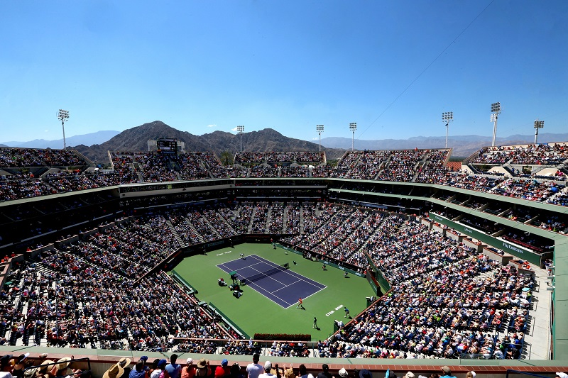 Primer torneo ATP World Tour Master 1000 del año 2016: INDIAN WELLS