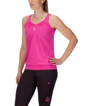 kswiss-camiseta-sideline-rosa