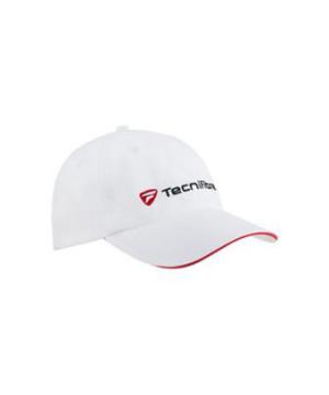 tecnifibre-gorra-cool-cap-white