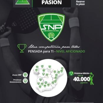 Vuelven las Series Nacionales de Padel con nueva bola oficial