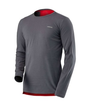head-camiseta-transition-LS-antracita