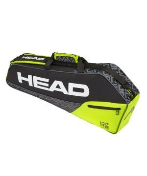 raquetero-head-core-3R-pro-black